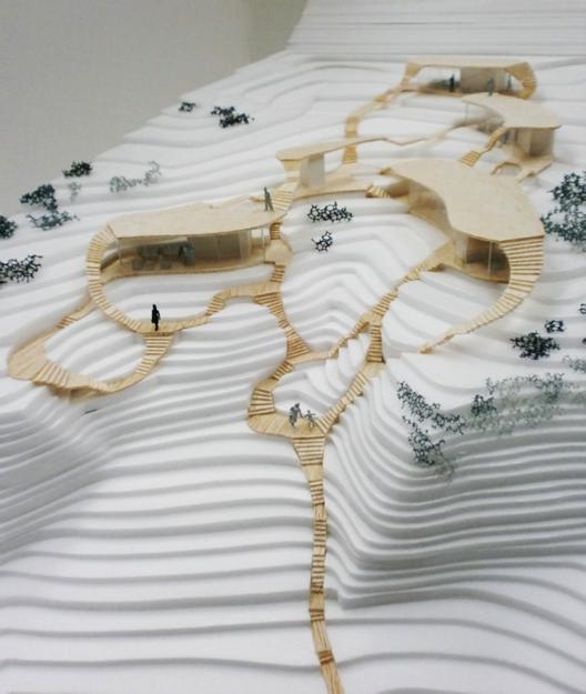 Propuesta de Akihisa Hirata. Image Courtesy of HLPS