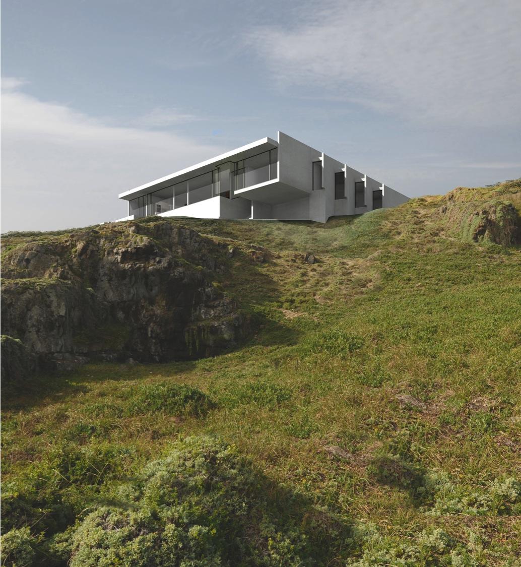 Propuesta de Izquierdo Lehmann Arquitectos. Image Courtesy of HLPS