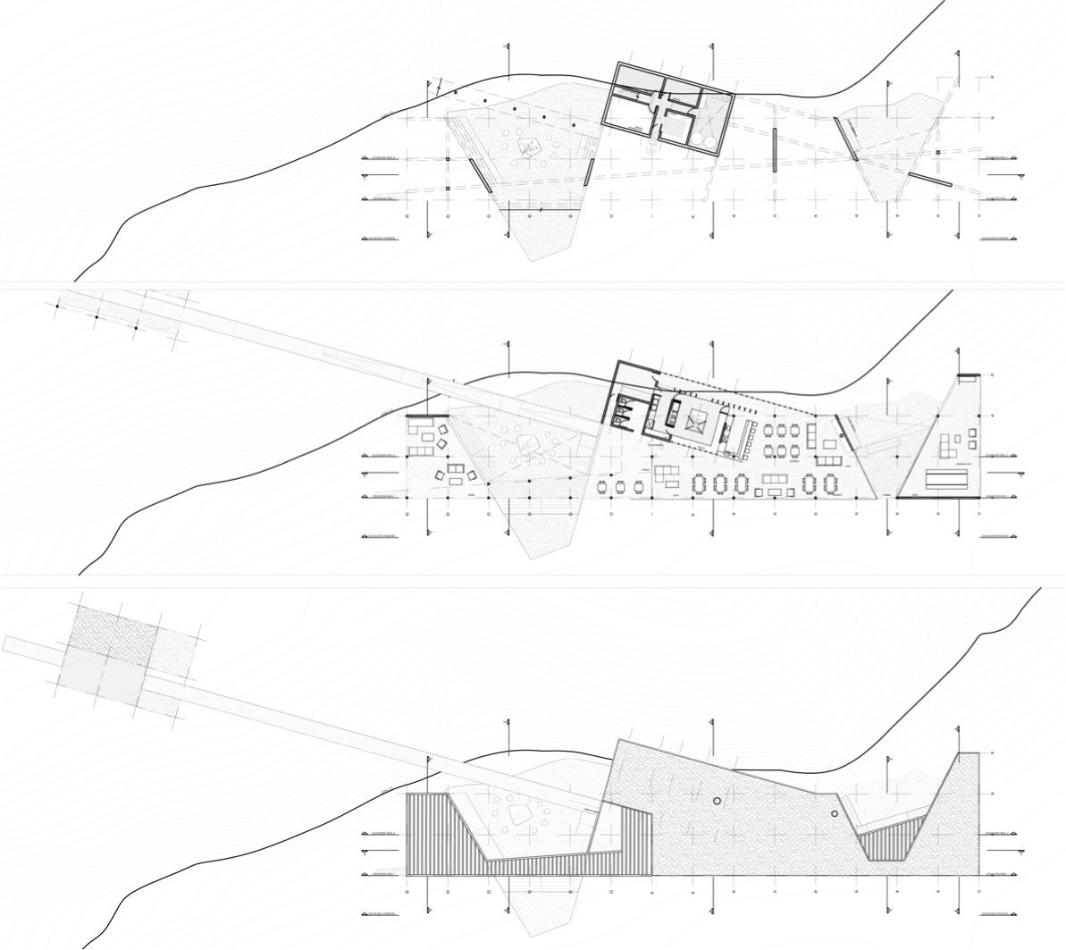 Propuesta de WMR Arquitectos. Image Courtesy of HLPS