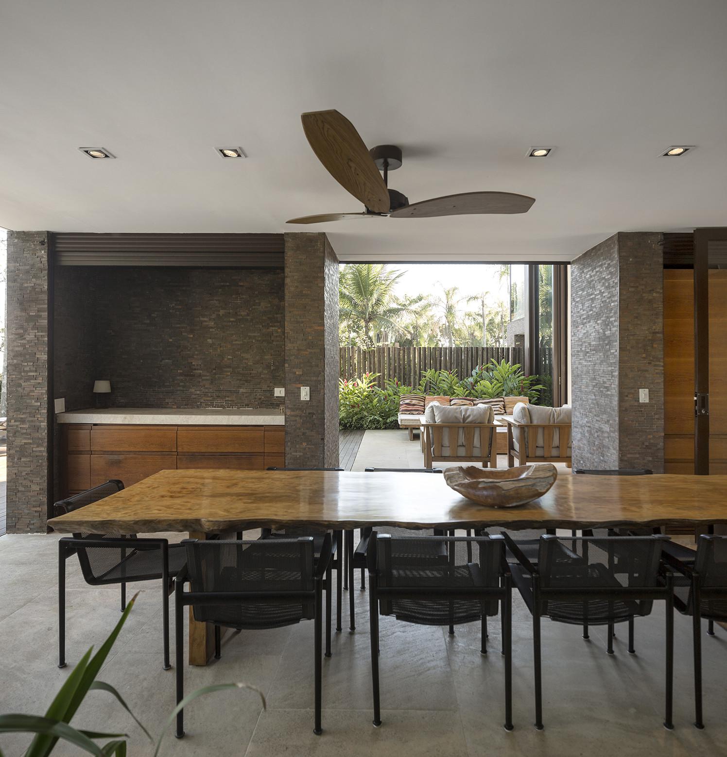 Gallery Of Four Houses In Baleia Studio Arthur Casas 19