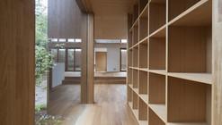 House in Komae / architect cafe
