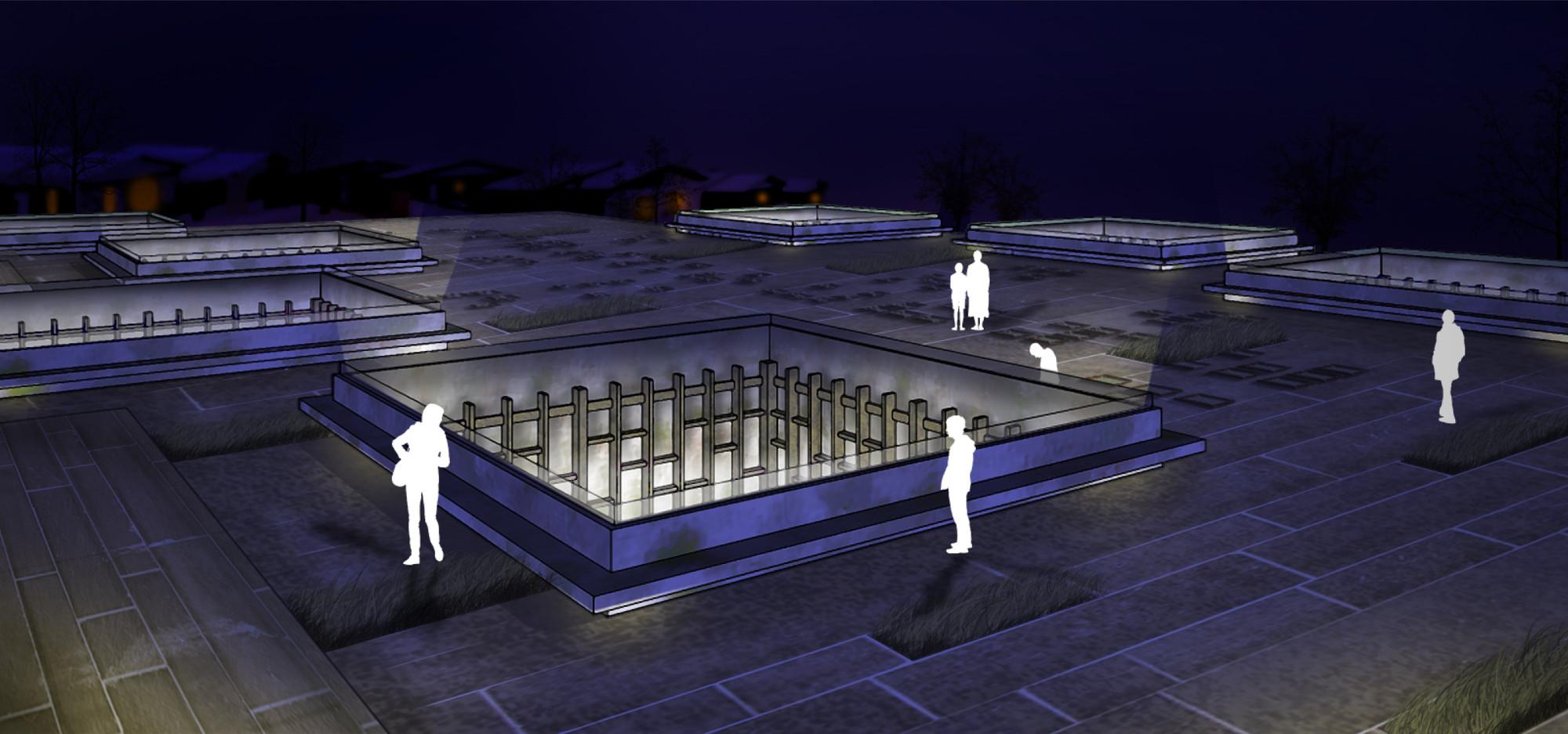 Ganador: Cementerio de Caldera: Habitar la Muerte. Image Courtesy of Diego Montoya Hernández