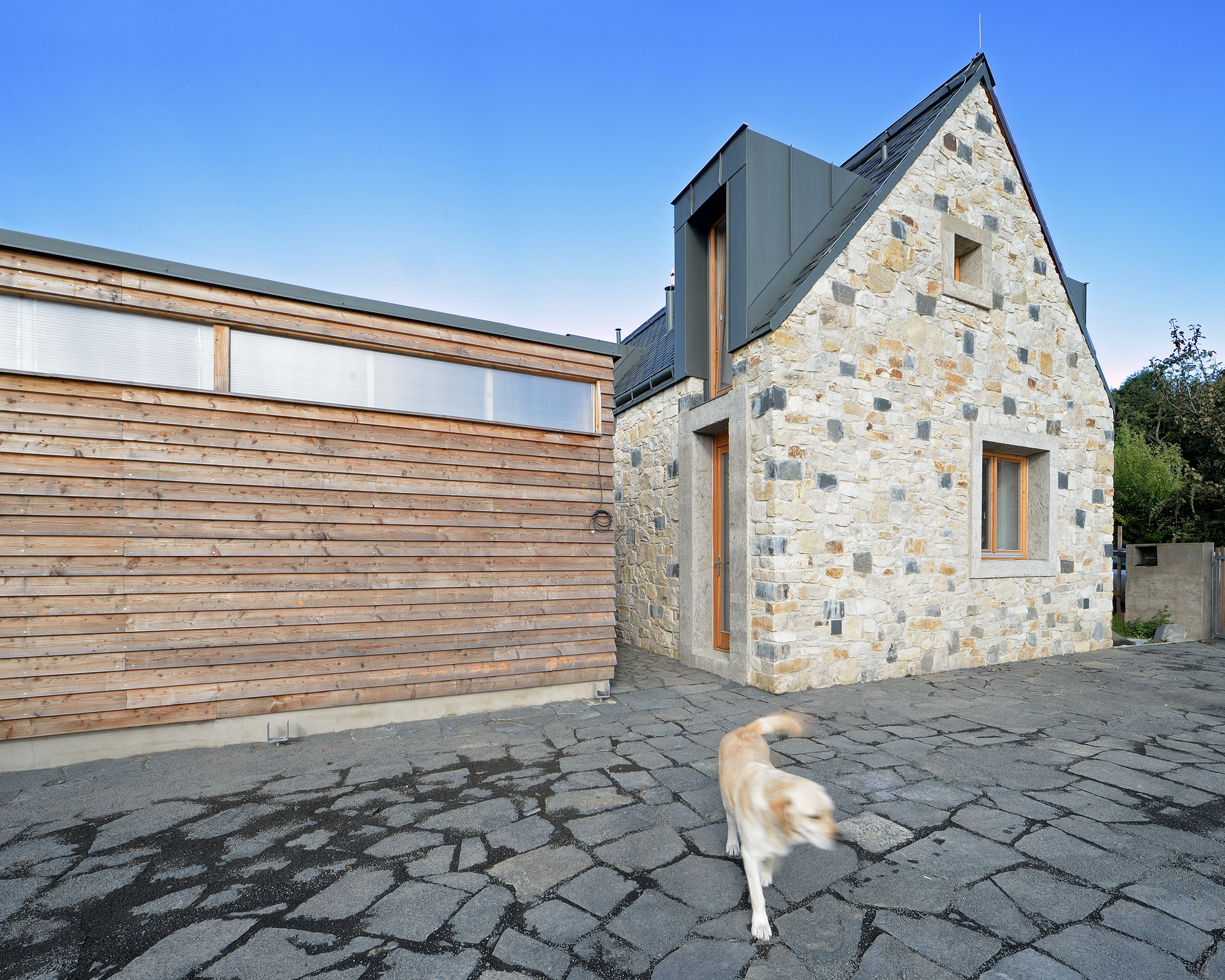 Family house Kostalov / 3+1 architekti, © Pavel Plánička