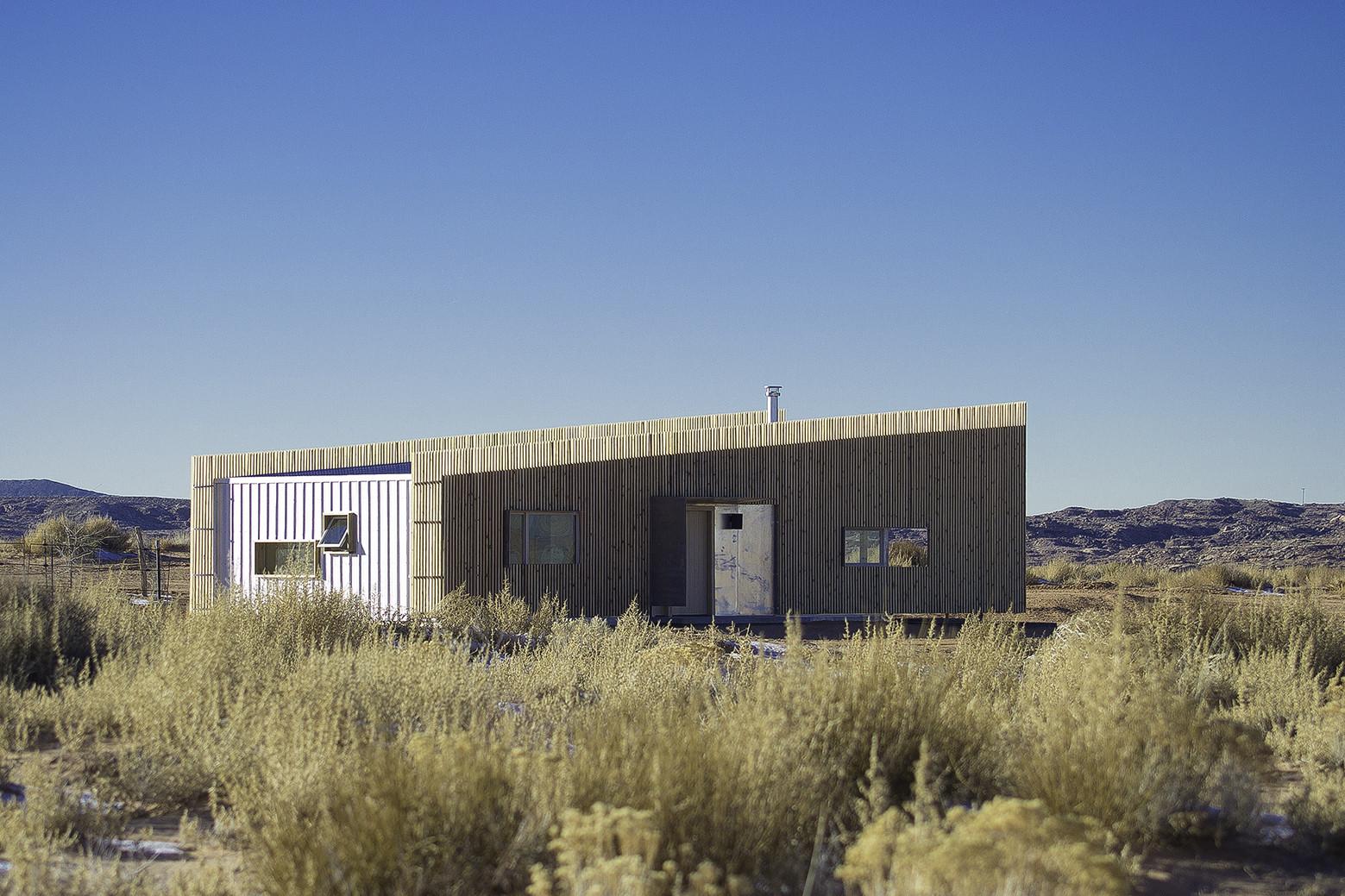 Hozho House / DesignBuildBLUFF + Colorado Building Workshop, Courtesy of DesignBuildBLUFF + University of Colorado Denver