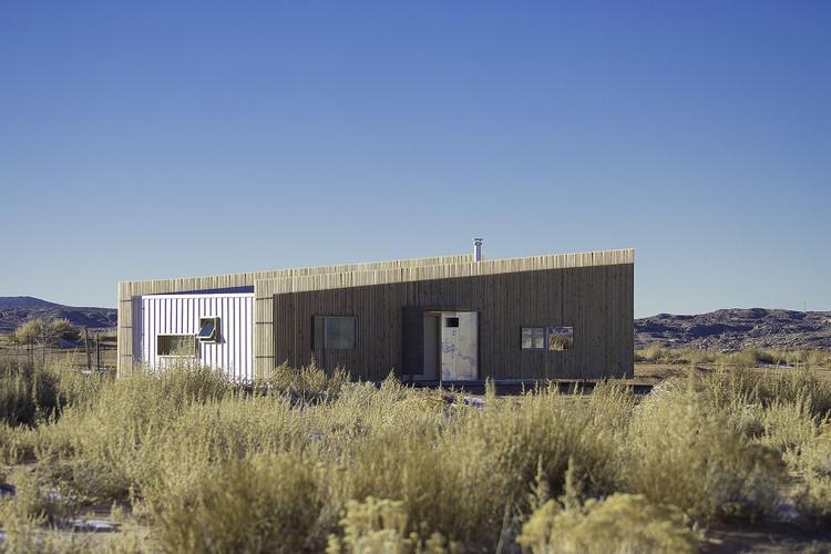 Casa Hozho / DesignBuildBLUFF + Colorado Building Workshop, Cortesía de DesignBuildBLUFF + University of Colorado Denver