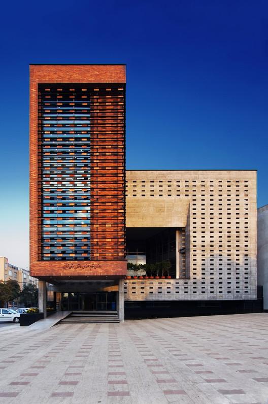Edificio de la Organización Disciplinaria de Ingeniería de la Construcción / Dayastudio  + Nextoffice, © Parham Taghioff