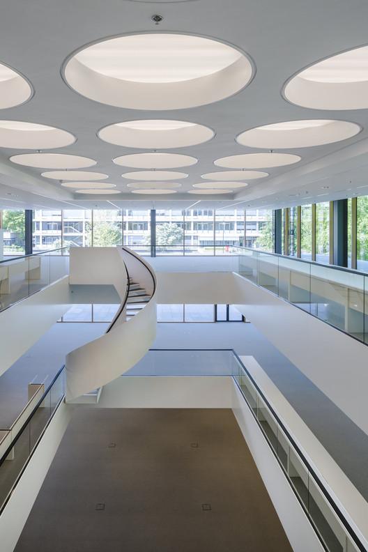Edificio Grotius de la Universidad de Radboud Nijmegen / Benthem Crouwel Architects, © Jannes Linders