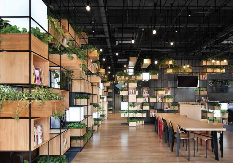 Home Cafes  / Penda, © Zhi Xia