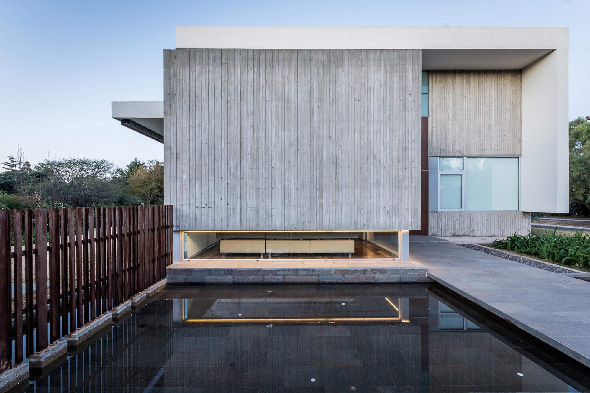 Las Delicias House / FWAP Arquitectos, © Gonzalo Viramonte