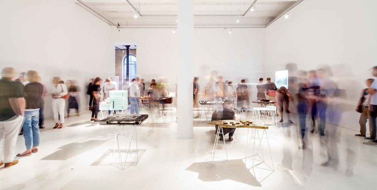 Materia y Luz: Josep Ferrando en Galería AEDES Berlín, © Adrià Goula