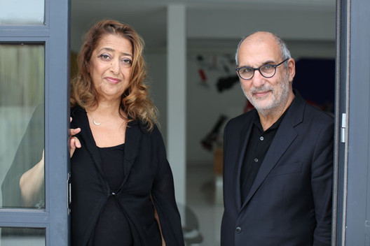 """Who Dares Wins: Zaha Hadid"". Image Courtesy of Architecture & Design Film Festival"
