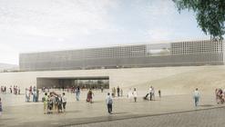 Primer Lugar en concurso de ideas para el Museo Nacional del Perú