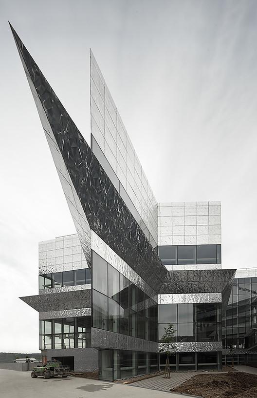 Policemen House / Coll-Barreu Arquitectos, © Aleix Bagué