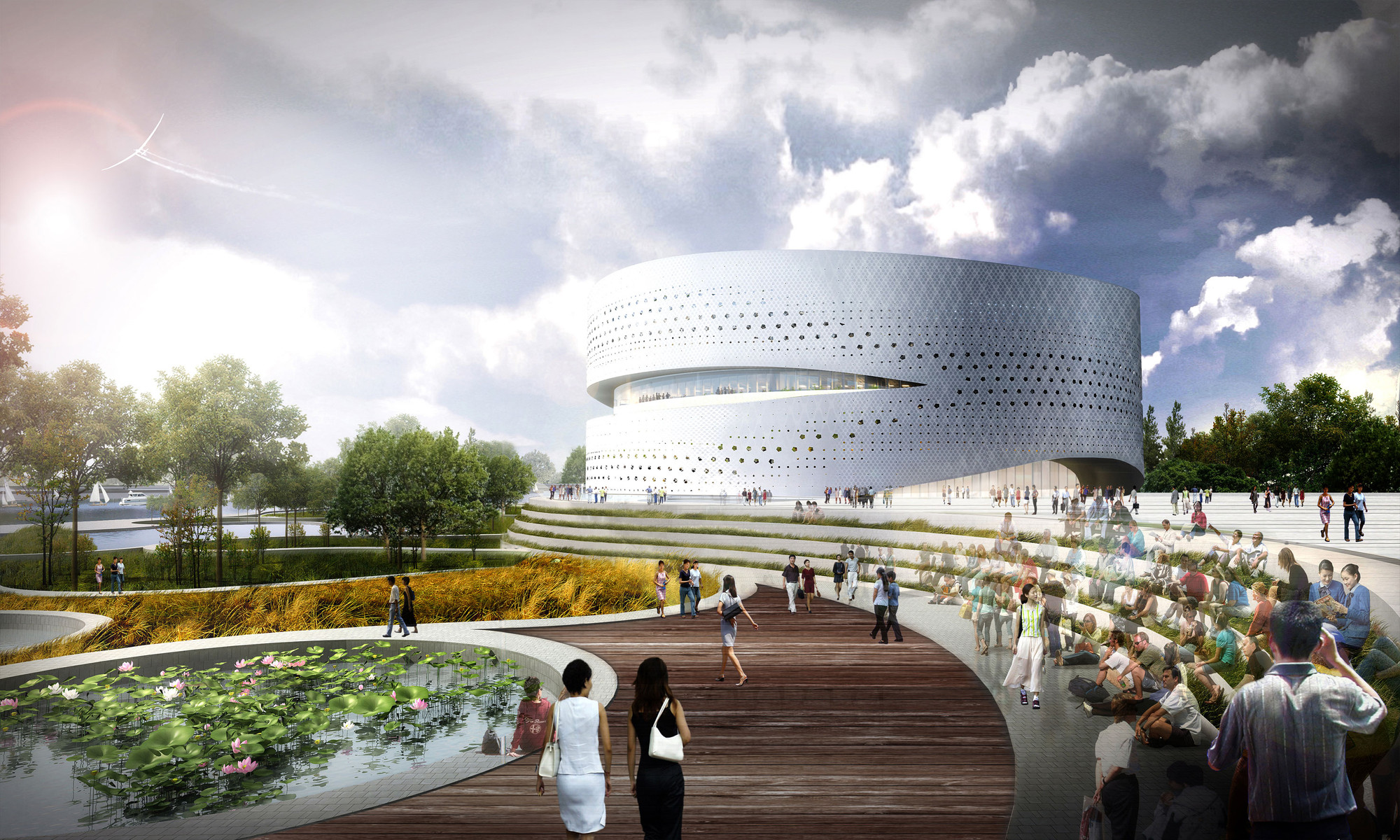 Cortesía de Holm Architecture Office