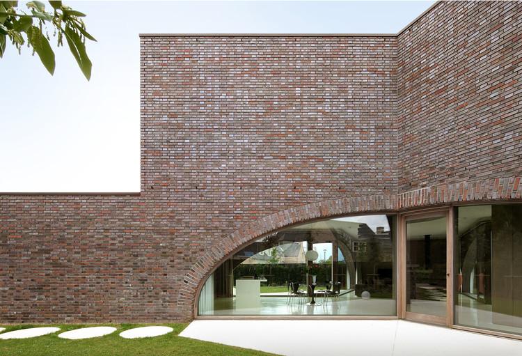 Villa Moerkensheide / Dieter De Vos Architecten, © Filip Dujardin