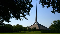 AD Classics: North Christian Church / Eero Saarinen