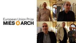 AD Interviews: European Architects on the Mies van der Rohe Award