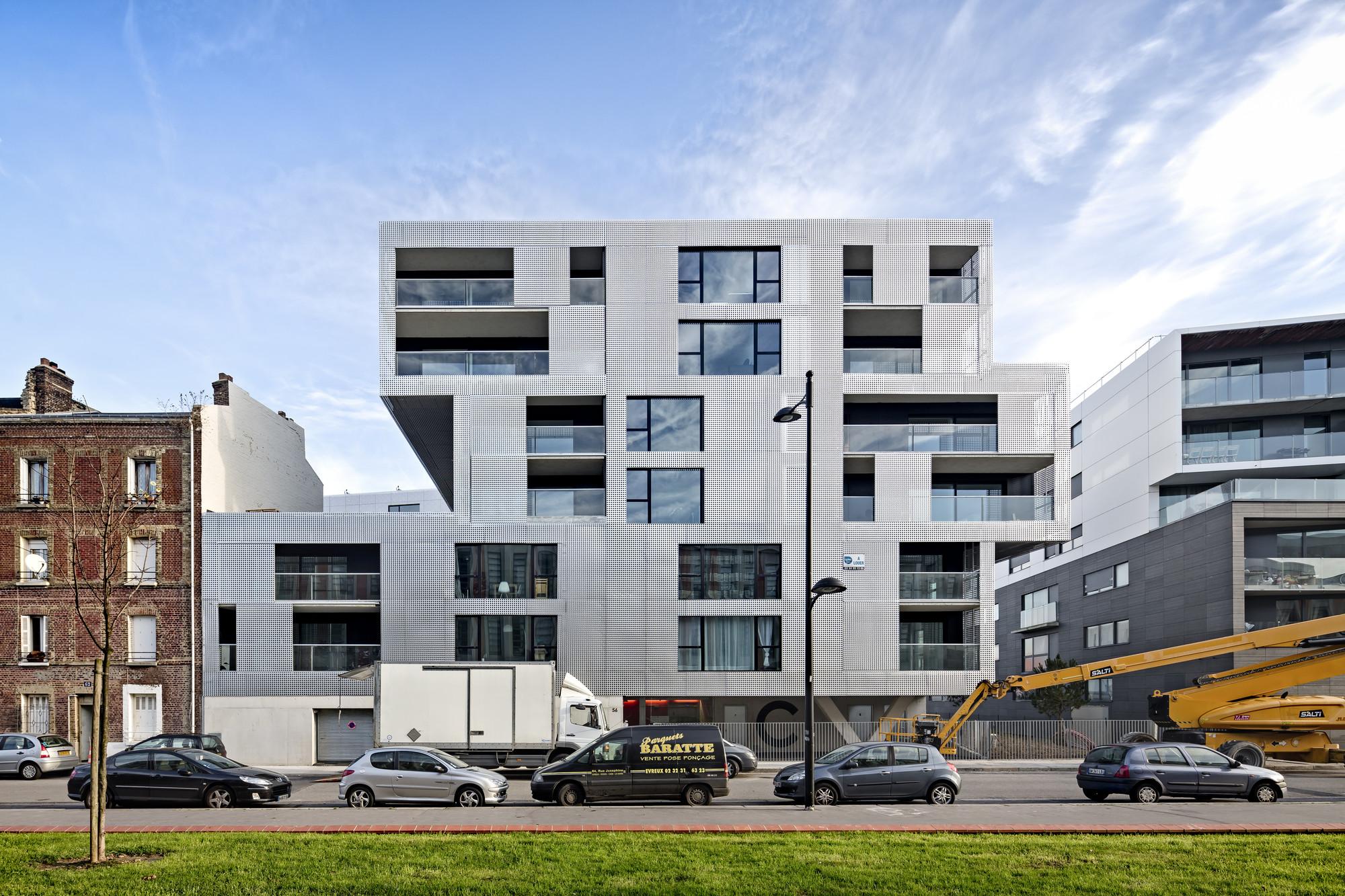 gallery of le havre cote docks vauban philippe dubus architecte 3. Black Bedroom Furniture Sets. Home Design Ideas