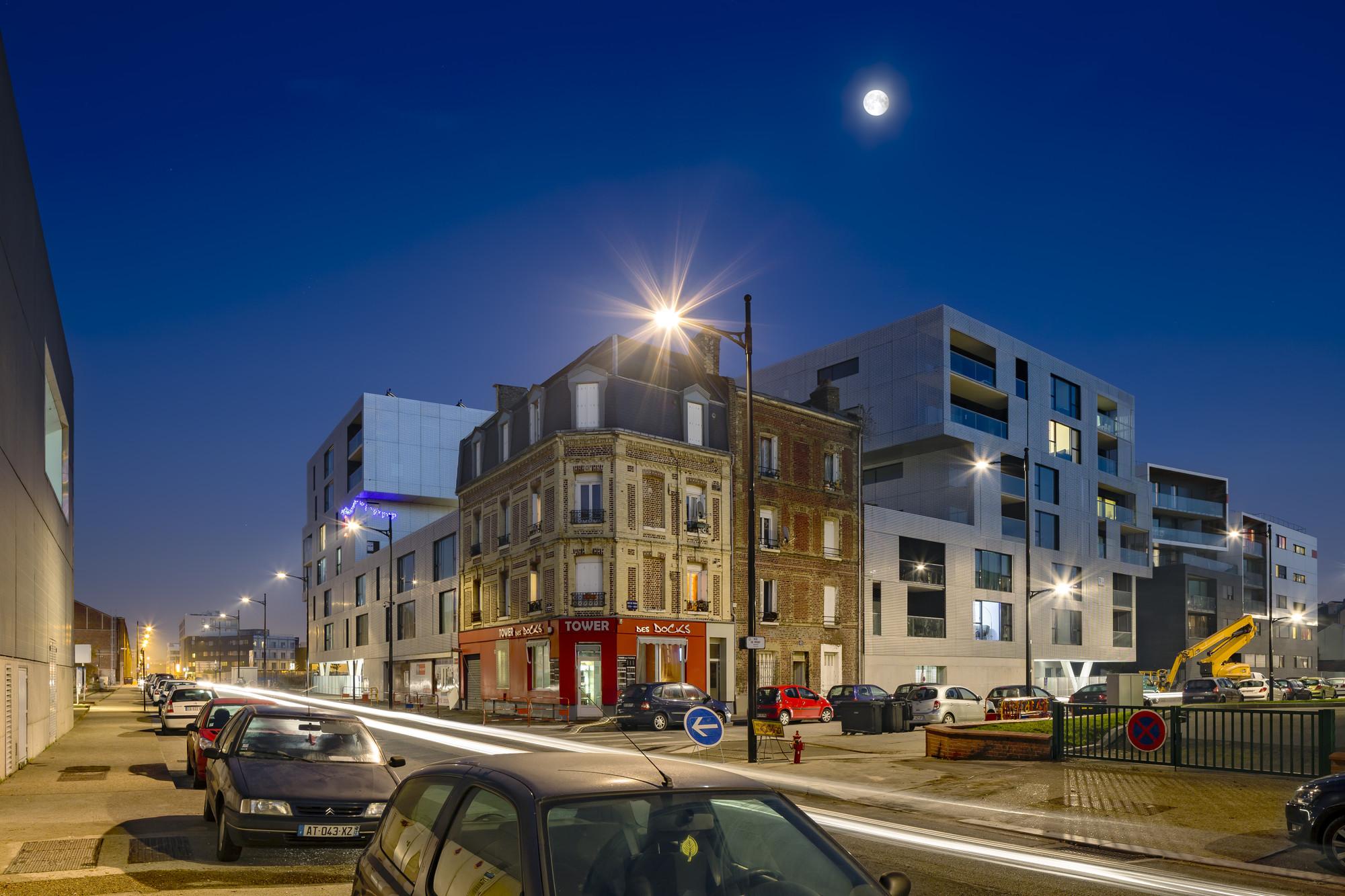 gallery of le havre cote docks vauban philippe dubus architecte 11. Black Bedroom Furniture Sets. Home Design Ideas