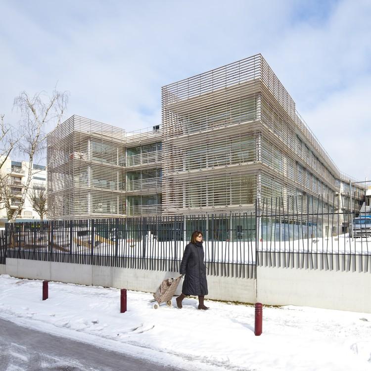 Maison De Retraite / Philippe Dubus Architecte, © Sergio Grazia