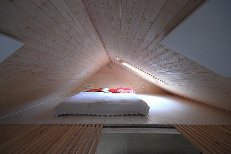 Casa Bote / Mjölk Architekti, Cortesía de Mjölk architekti