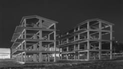 Are Abandoned Constructions the Ruins of Modernity?