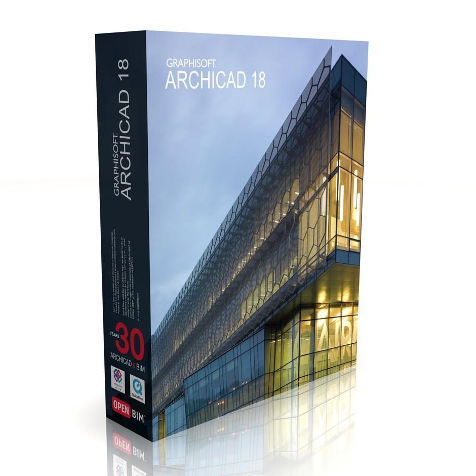 Explora el nuevo ArchiCAD 18, Cortesia de Graphisoft ArchiCAD