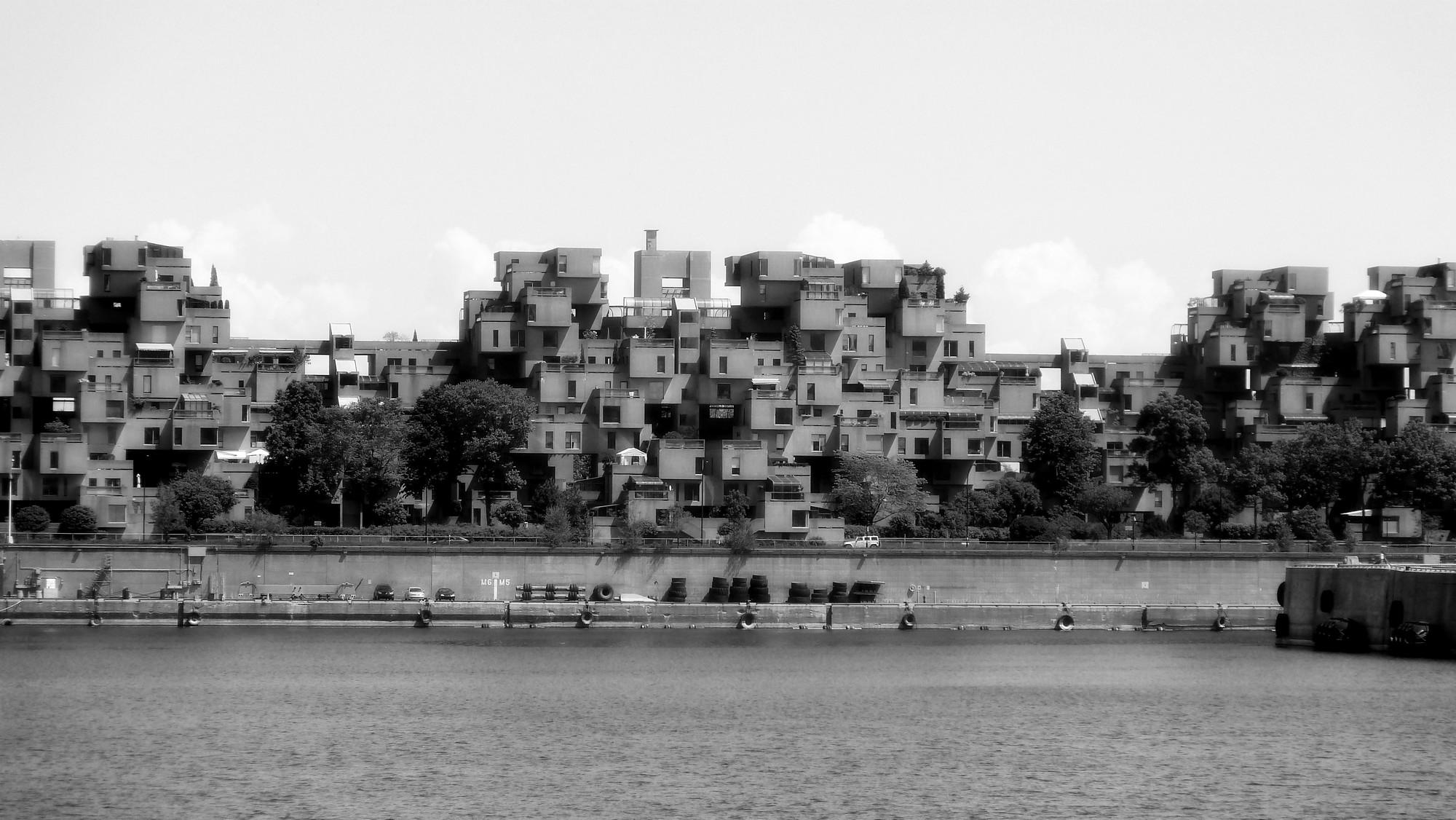 Clásicos de Arquitectura: Hábitat 67 / Moshe Safdie, © Juan Muñoz