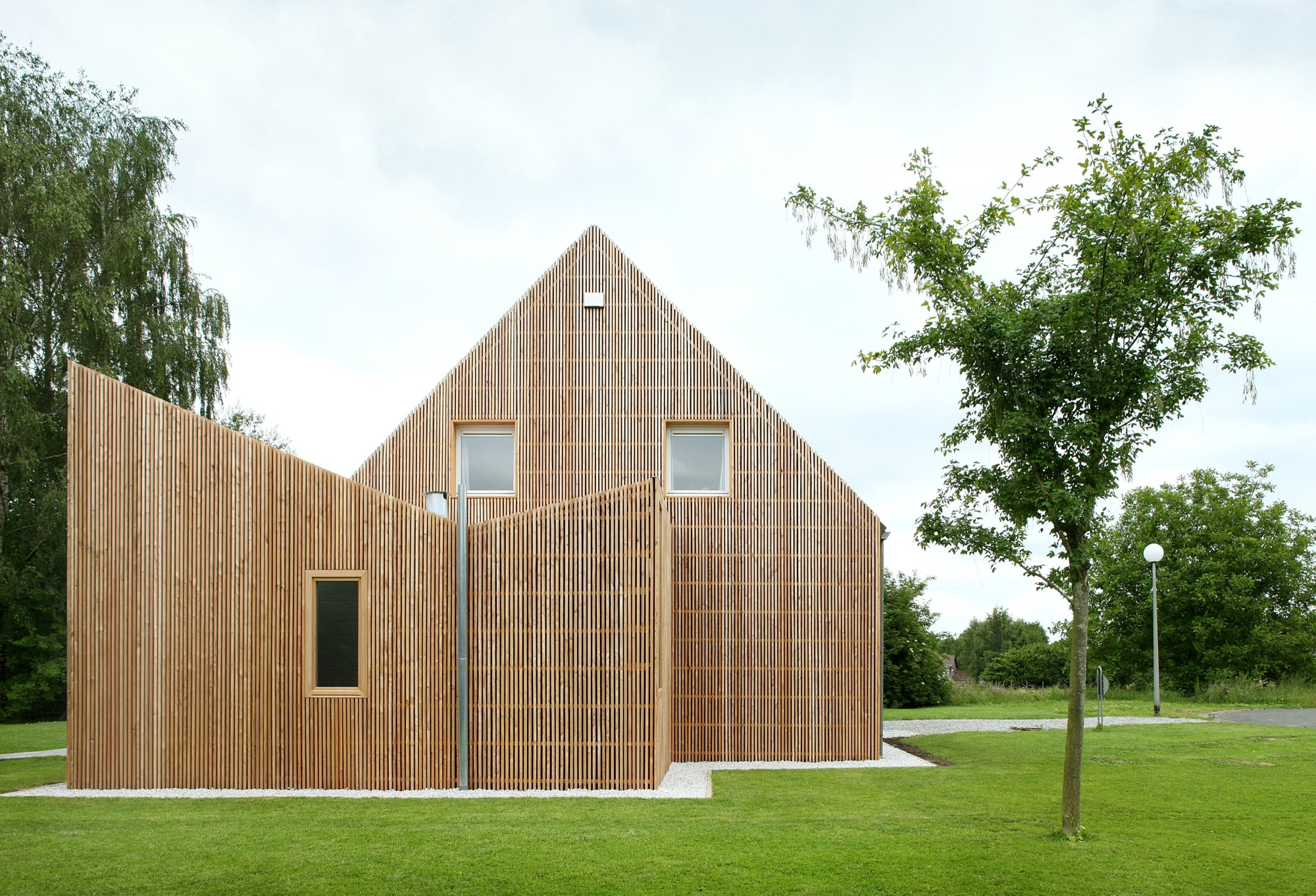 House AND / adn Architectures, © Filip Dujardin