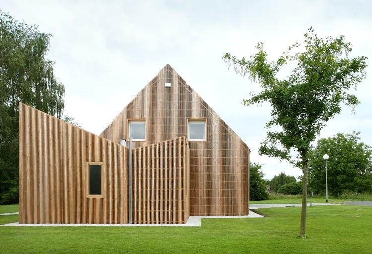 Casa AND / adn Architectures, © Filip Dujardin