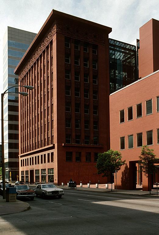 The Wainwright Building in St Louis, Missouri. Image © University of Missouri