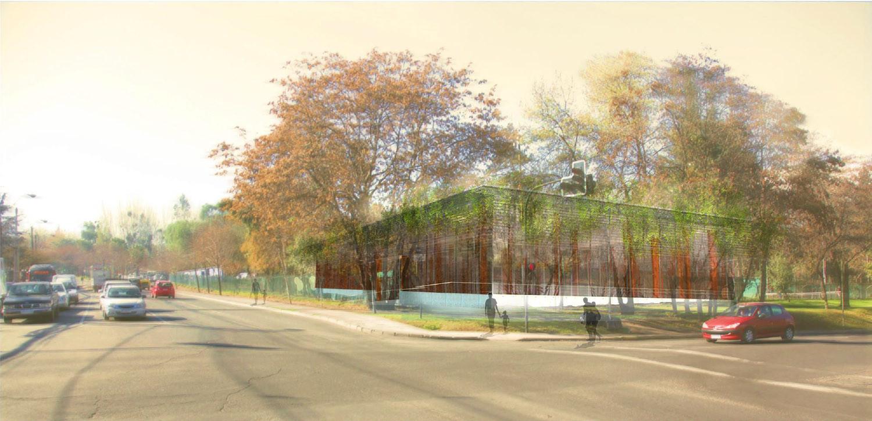 El Alba: Primer Lugar. Image Courtesy of Municipalidad Las Condes