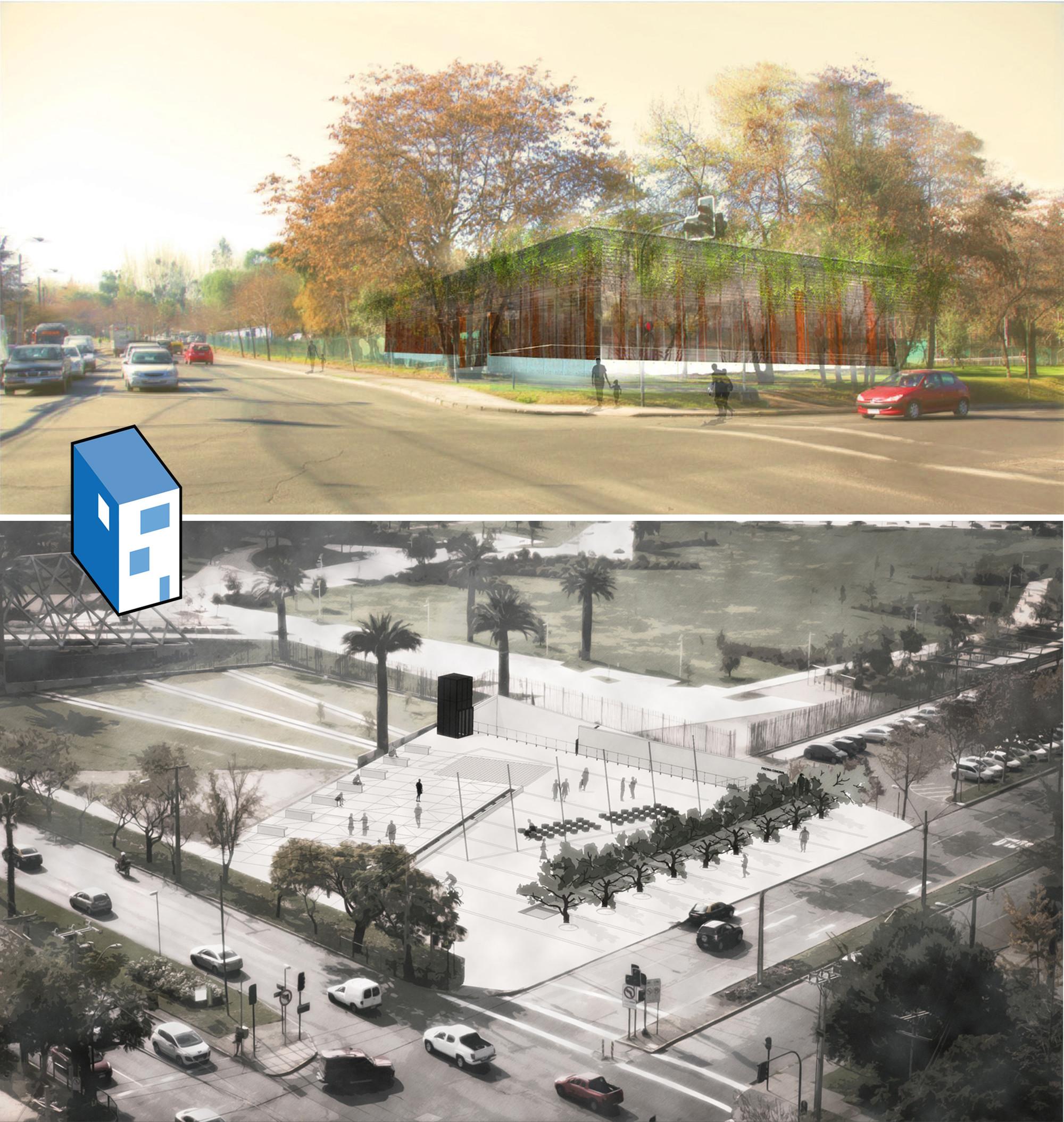 Nuevas piscinas municipales en Santiago: conoce las propuestas ganadoras