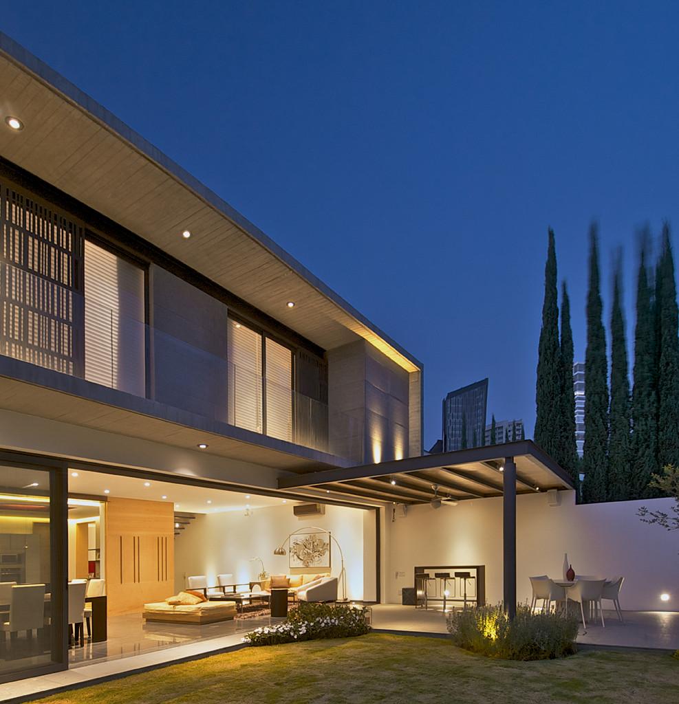 Galeria de casa v agraz arquitectos 8 for Arquitectos para casas