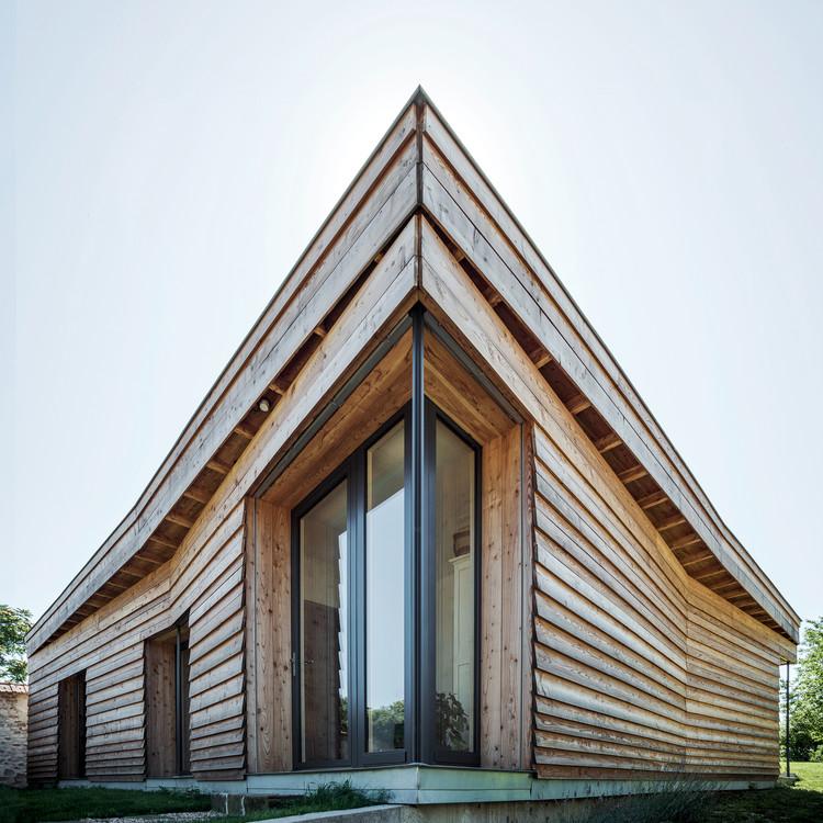 Maison P(c)ap(l)ill(ss)on / Guillaume Ramillien Architecture, © Eric Pouyet