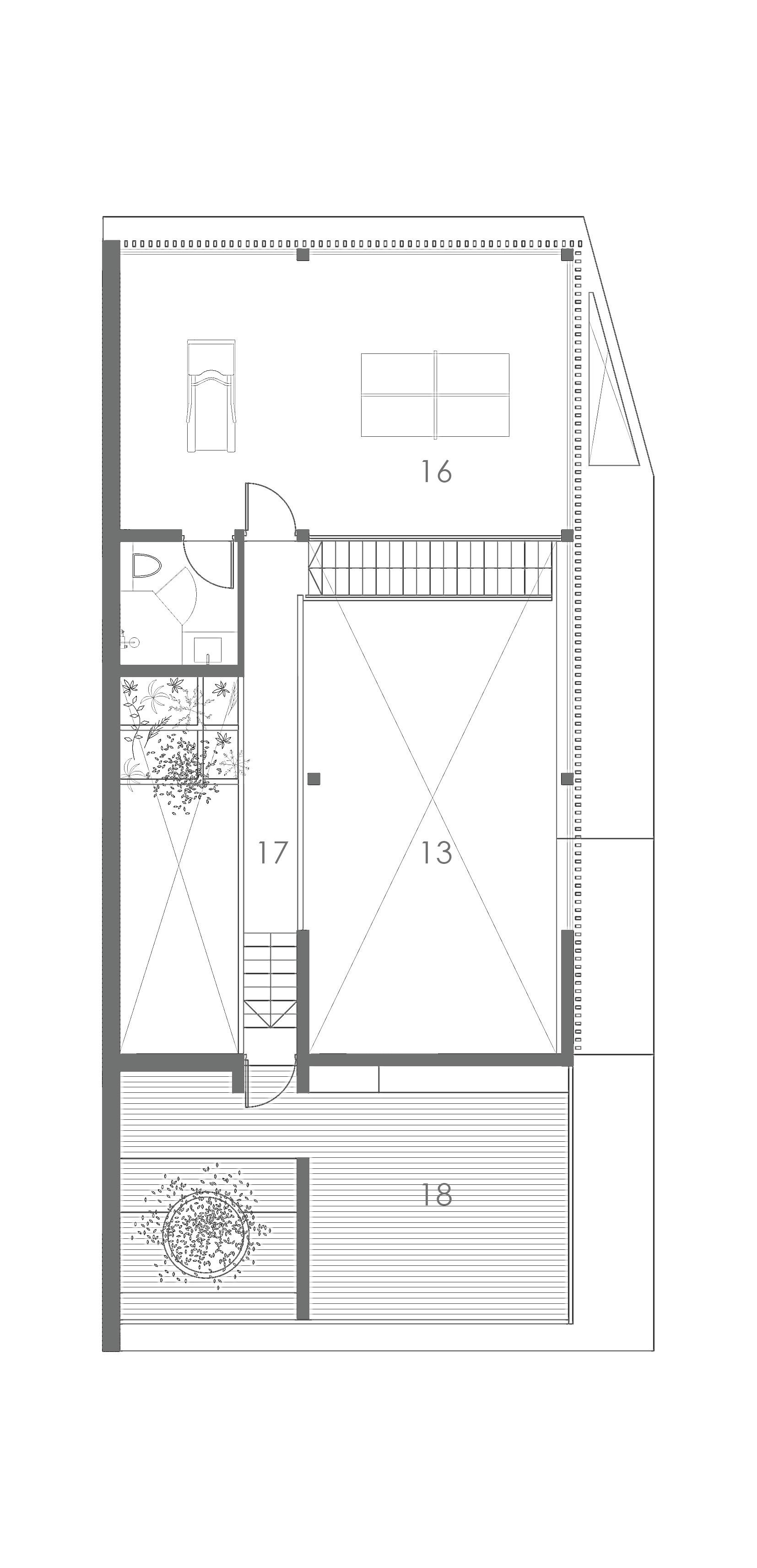 Galeria de casa terra o formwerkz architects 12 for 100 floors 3rd floor