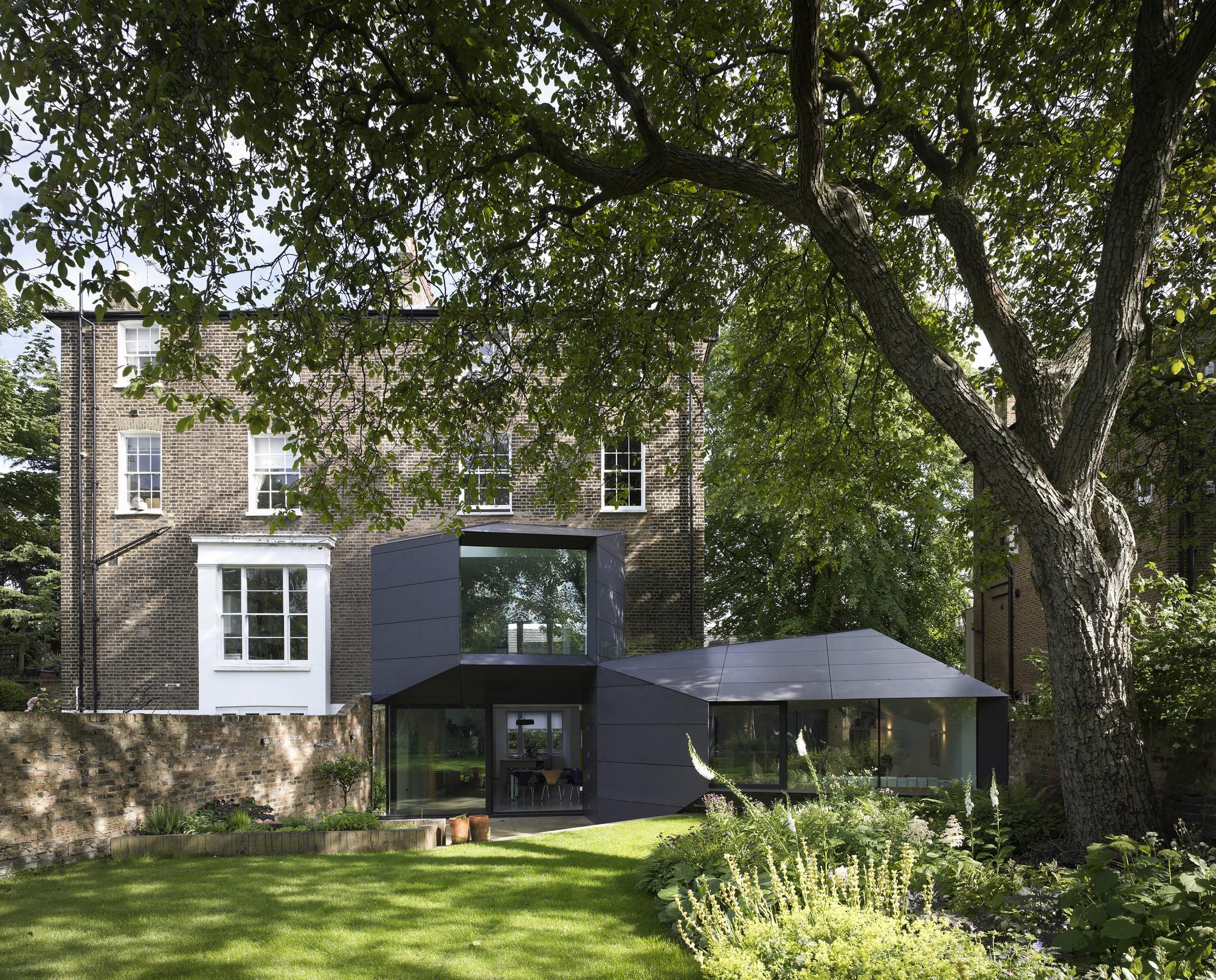 Lens House / Alison Brooks ArchitectsLens House / Alison Brooks Architects. Image © Paul Riddle
