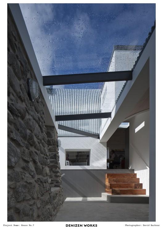 House no 7 / Denizen Works. Image © David Barbour