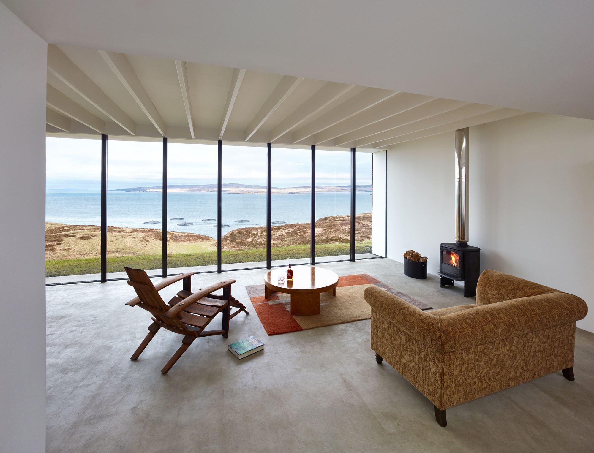 Cliff House / Dualchas Architects. Image © Dualchas Architects