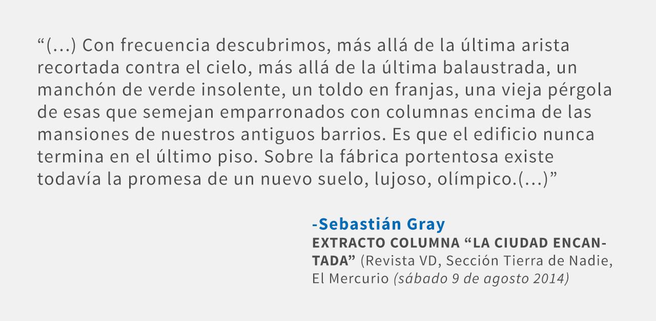 Frases: Sebastián Gray
