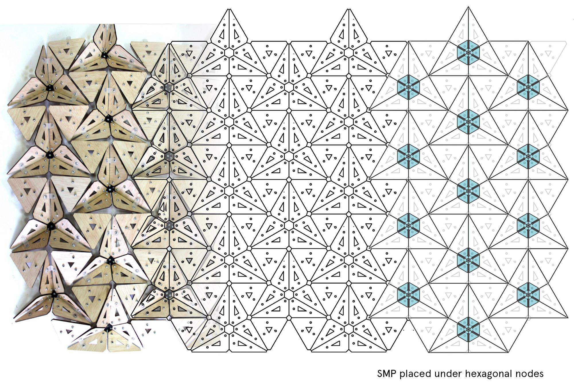 Diagrama / Prototipo. Image Cortesia de © IaaC (Instituto de Aquitectura Avanzada de Catalunya) / Ece Tankal, Efilena Baseta, Ramin Shambayati
