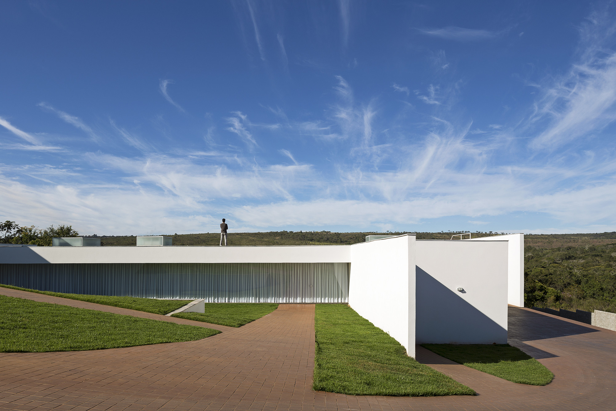 Casa Torreão. Cortesia de BLOCO Arquitetos