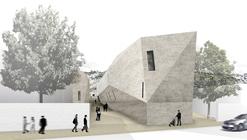 Primer Lugar en concurso de ampliación Galleria Comunale d'Arte / Cagliari, Italia