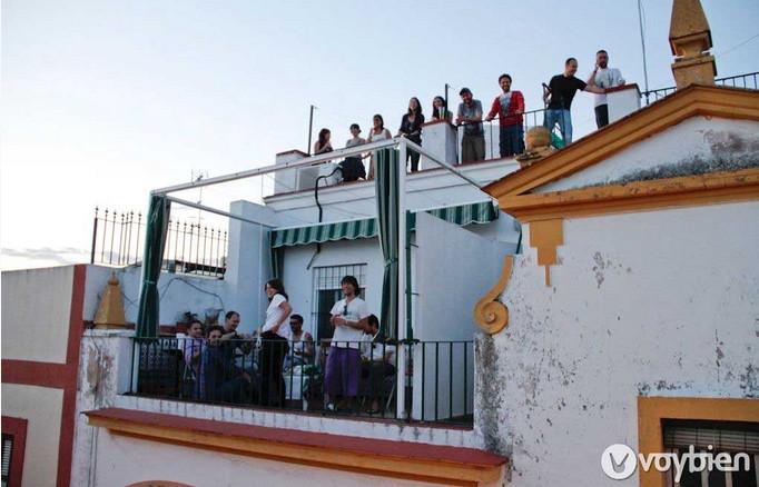 Redetejas en Sevillla. Image © Redetejas