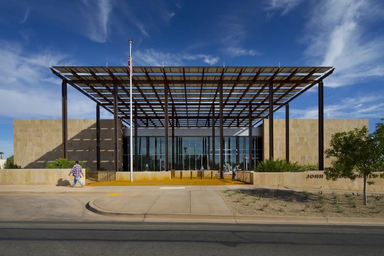 Palacio de Justicia John M. Roll / Ehrlich Architects, © Lawrence Anderson _ ESTO