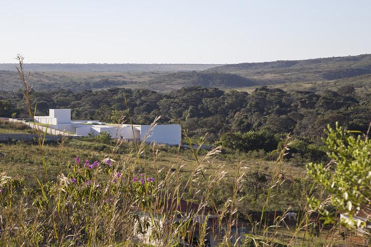 Casa Torreão / Bloco Arquitetos, © Haruo Mikami