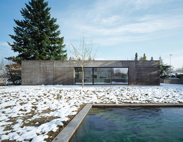 Casa Thommy / Nissen & Wentzlaff Architekten, © Ruedi Walti