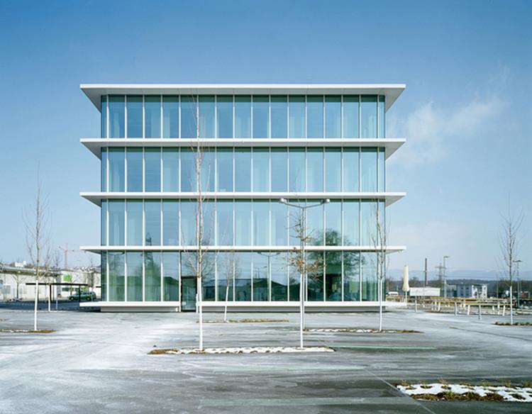 Oficinas Rheinfelden / Nissen & Wentzlaff Architekten, © Ruedi Walti