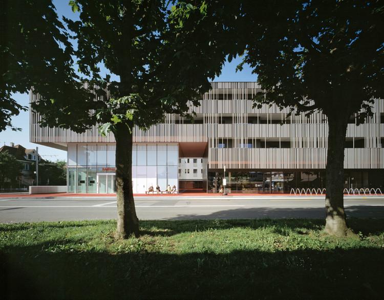 TherMitte / Nissen & Wentzlaff Architekten, © Ruedi Walti