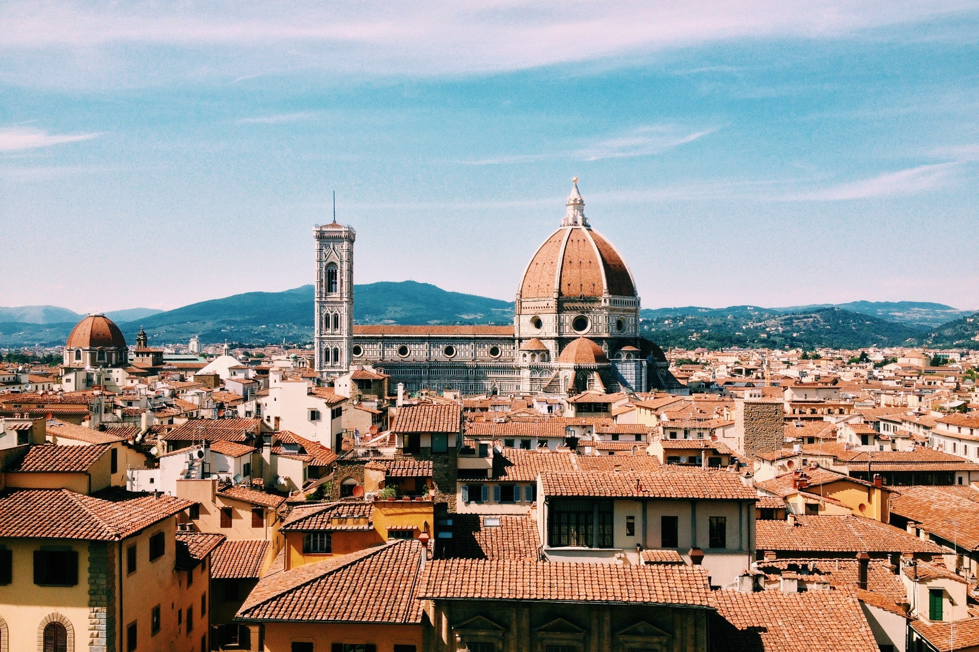 How Did Filippo Brunelleschi Construct the World's Largest Masonry Dome?, Santa Maria del Fiore, Florence. Image © James Taylor-Foster